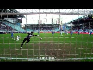 Video: Dynamo Moskau – Zenit (0-1), Premier Liga