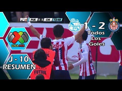 Video: Puebla – Chivas Guadalajara (1-2), Liga MX