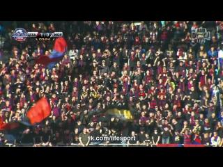Video: ZSKA Moskau – Mordowia (4-0), Premier Liga