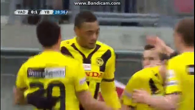 Video: Vaduz – Young Boys (0-1), Super League