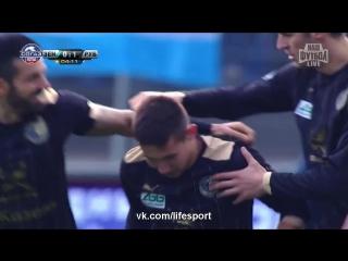 Video: Zenit – Rubin Kasan (1-1), Premier Liga