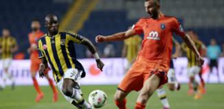 Video İstanbul Başakşehir 2-2 Fenerbahçe