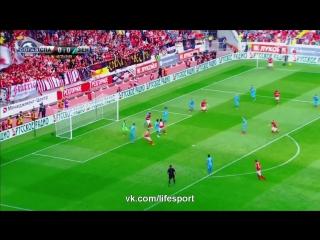 Video: Spartak – Zenit (1-1), Premier Liga