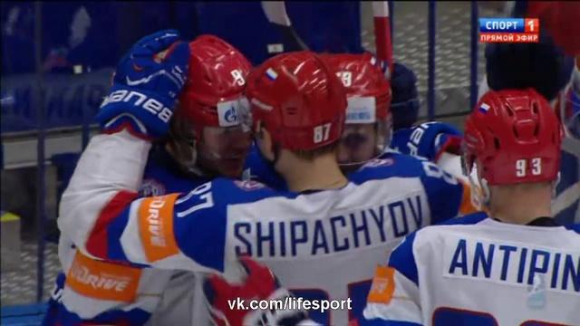 Video: Weißrussland – Russland (0-7), Eishockey WM 2015