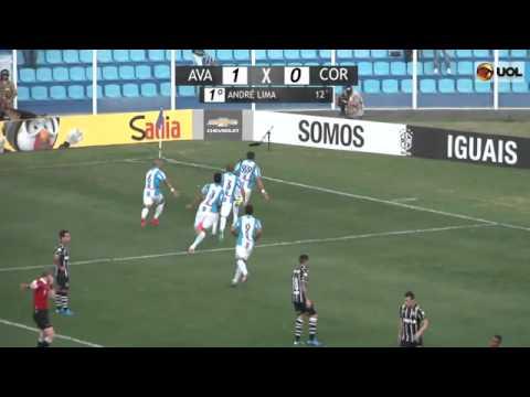 Video: Avai – Corinthians (1-2), Serie A