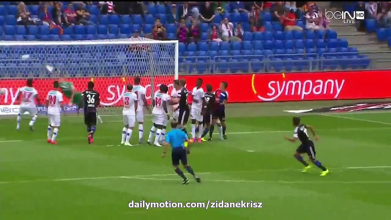 Video: Basel – Sion (3-0), Super League