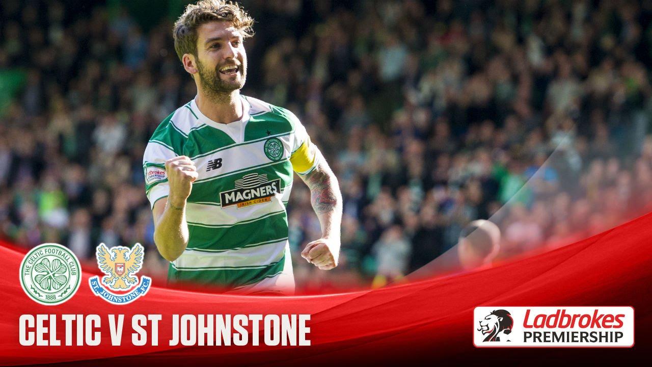 Video: Celtic – St. Johnstone (3-1), SPFL