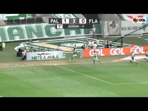 Video: Palmeiras – Flamengo (4-2), Serie A