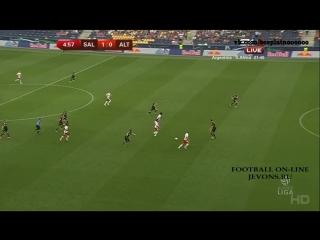 Video: RB Salzburg – Altach (2-0), Bundesliga