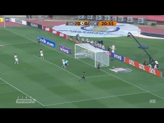 Video: Sao Paulo – Corinthians (1-1), Serie A