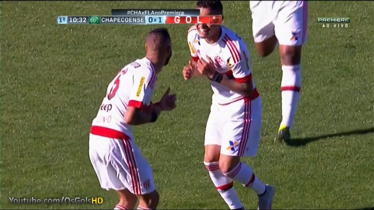 Video: Chapecoense – Flamengo (1-3), Brasileirao