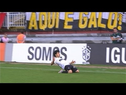 Video: Joinville – Atletico MG (2-2), Serie A
