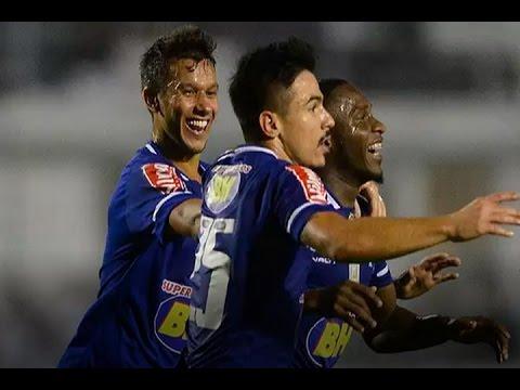 Video: Ponte Preta – Cruzeiro (1-2), Serie A