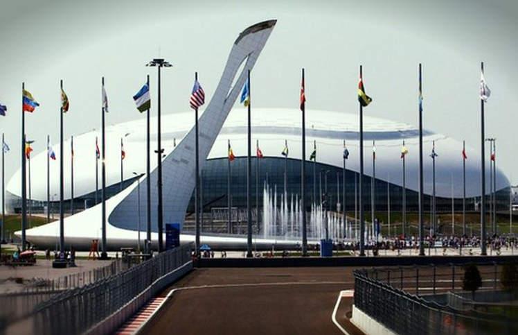 Formel 1 Sotchi Russland
