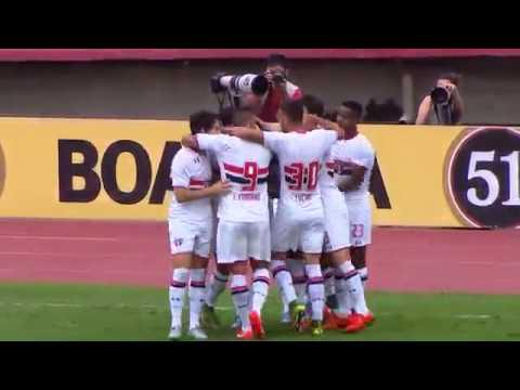 Video: Sao Paulo – Sport Recife (3-0), Serie A
