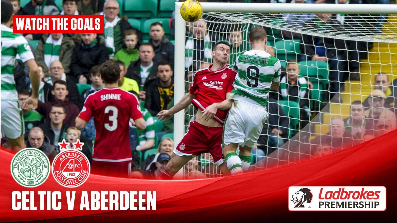 Video: Celtic – Aberdeen (3-1), SPFL