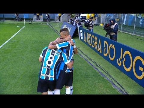 Video: Gremio – Flamengo (2-0), Serie A