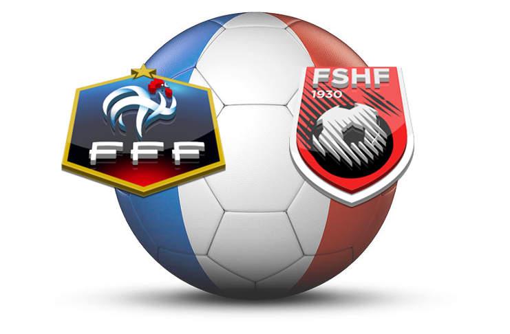 Tipp Frankreich Albanien