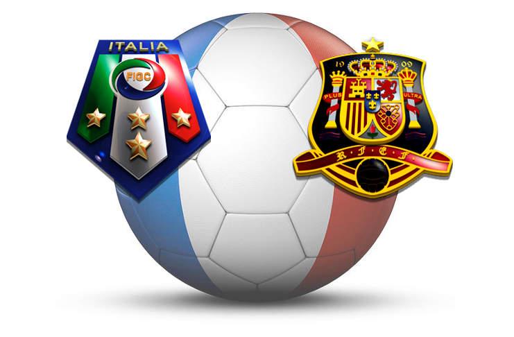 Tipp Spanien Italien
