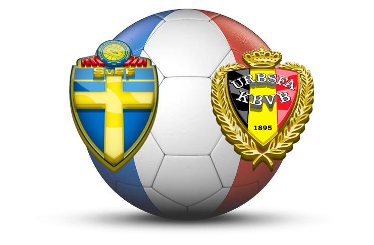 Tipp Schweden Belgien