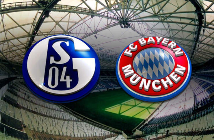 Schalke Bayern Schlägerei
