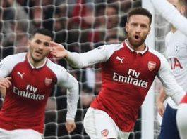 Video Arsenal Tottenham 18 11 17