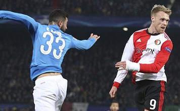 Video Feyenoord Napoli 06 12 17