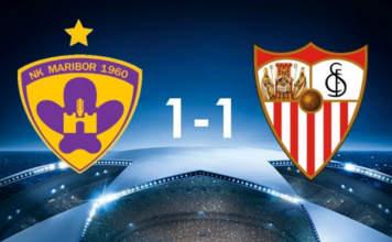 Video Maribor Sevilla 06 12 17