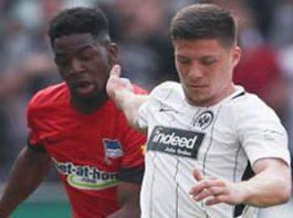 Video Frankfurt Hertha BSC