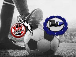 1 FC Köln Arminia Bielefeld Expertentipp